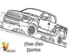 Image result for kids art pickup trucks