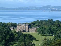 Ardgowan House, Inverkip, Scotland | 16 Incredible Mansions In The UK Where You Must Sleep Over