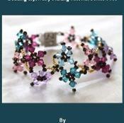 Flower Girls Bracelet Tutorial T165 - via @Craftsy