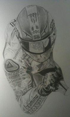 Supersic #58, Honda MotoGP
