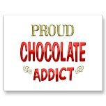 My name is Melissa and I am a chocoholic.