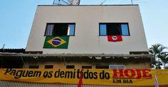 Ex-funcionários de jornal exigem direitos trabalhistas e ocupam prédio da JBS em Belo Horizonte | Intersindical