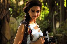 Queen of Bollywood Deepika Padukone