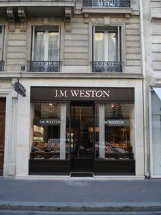JM Weston - Paris - by Atelier Marika Chaumet #jmweston #ateliermarikachaumet #retail #store #interiordesign #interiorarchitect #interiorarchitecture #design #interior #paris #archilover #style #art #inspiration #architecture