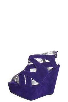 Shoes, wow purple