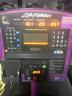 Equipment at Planet Fitness - Why YOU should try to stairclimber today.