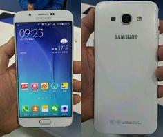 Repuestos y accesorios para telefonía móvil: Samsung Galaxy A8 ya se puede ver en vídeo
