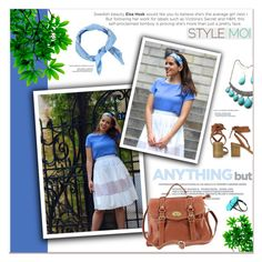 """""""StyleMoi"""" by stylemoi-offical ❤ liked on Polyvore featuring moda, Topshop y Boohoo"""