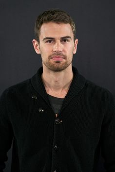 Theo James Photos: 'Divergent' Photo Call in Madrid