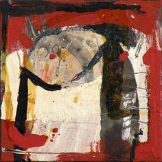 Laura Iniesta art journal - expression through abstraction