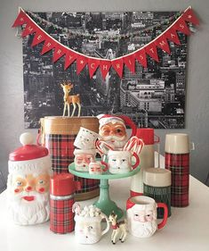 common ground : Vintage Greetings from the Sitting Room