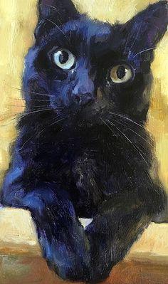 NEW CAT OWL PURRFECT WISDOM LISA PARKER 3d FANTASY ART PRINT PICTURE  39CM