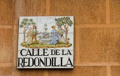 Va de la Costanilla de San Miguel a la Calle de Don Pedro