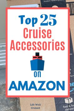 Here are the 25 most popular and recommended items to bring with you on your cruise. A must read for anyone preparing for their cruise vacation! Packing List For Cruise, Cruise Tips, Cruise Travel, Cruise Vacation, Packing Lists, Disney Cruise, Packing Hacks, Europe Packing, Traveling Europe