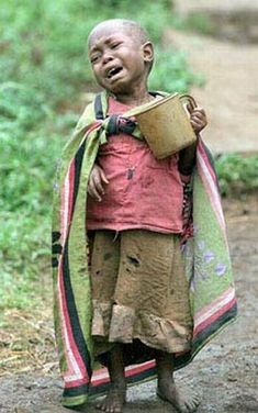 work for a better world, there are so many in need. There is enough here for everyone's need. It was never intended for everyone's greed. Please feed someone every day. If you can't feed a hundred, feed one. Mother Teresa.