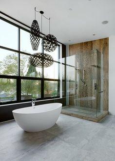 355 S. Mansfield - Los Angeles, United States - 2013 by Amit Apel #bathroom #design #interiors