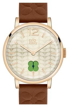 15 Best Orla Kiely Images Watches Keily