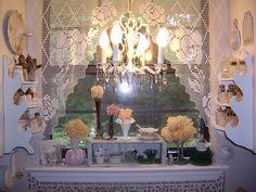 window with lace | Flickr: Intercambio de fotos