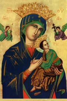 Prayer to Our Mother of Perpetual Help For Financial Aid