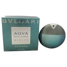 BvlgariAqvaMarineToniq http://www.perfumes.com/bvlgari-aqva-marine-toniq-bvlgari-men-3-4-oz/ Your Price: $38.40 (Retail Price: $70.00, 45% OFF) Bvlgari Aqva Marine Toniq portrays a new modern vision of Aqva with character, spontaneous vitality and strength. In this powerful and energizing fragrance, surprisingly intense icy-aquatic notes are set against warm, woody undertones of white cedar and sandalwood. A concentrate of freshness crystallized in a drop of Aqva for all mo