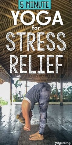 Yoga for stress relief is very important, especially during these crazy times. Practice this routine everyday to lower your stress and feel better. We will all get through these tough times together!