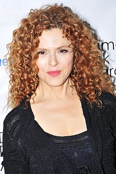 Bernadette Peters at the Drama Desk Awards nominees' reception