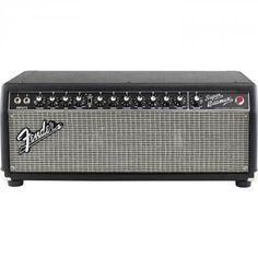 £1665. Fender Super Bassman tube bass guitar amplifier head 300W | Bass Guitar Amp Head | Bax-shop | Your Music Revolution
