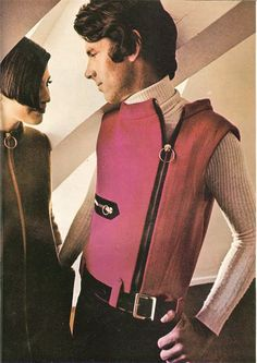 Pierre Cardin's Space Age Fashion | Revel in New York