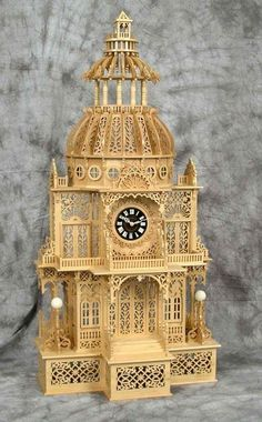 Одноклассники Popsicle Stick Crafts, Craft Stick Crafts, Decor Crafts, Woodworking Jigsaw, Woodworking Projects, Classic Clocks, Laser Cutter Projects, Laser Art, Wall Clock Online