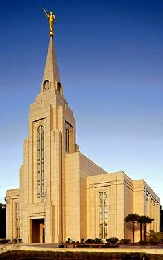 Mormon Temple Curitiba Brazil