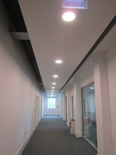 Corridor space