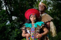 A Zulu Bride With Epic Style - South African Wedding Blog