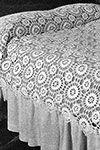Vintage crochet bedspread patterns