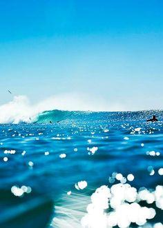 Sunshine, ocean breeze, crashing waves, no worries