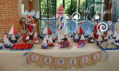Advent Calendar, 1, Holiday Decor, Tables, Home Decor, Candy, Candy Stations, Sailor Birthday, Paper Envelopes