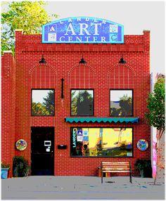 The Lander Art Center Announces Search for Executive Director