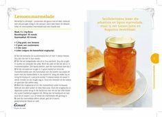 Lemoen marmelade
