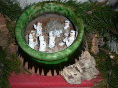 Noël 2015 dans les ruelles de Serres #PACA #parcdesbaronniesprovencales