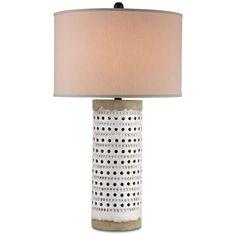 Currey & Company Terrace Table Lamp CC-6002