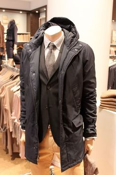 Layers from Club Monaco