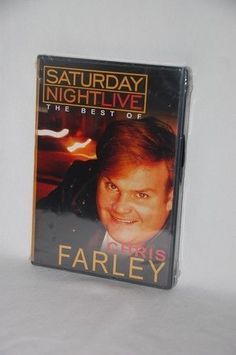 Saturday Night Live Best of Chris Farley DVD 2003