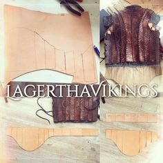 [ #cosplaywip ] Pattern Cutting Leather Drawing Pattern ... Have to continue tomorrow as I'm not allowed to make any noise now #neighbors _____________________________________________________________ #lagertha #lagerthacosplay #shieldmaiden #lagerthalothbrok #vikings #vikingstyle #vikingscosplay #costume #costumedesign #costumemaking #cosplaygirl #cosplayersofinstagram #cosplayers #cosplayprogress #history #historychannel #cosplaygirl #cosplay #wip #tooling #leather #chainmaille…
