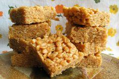 Peanut Butter Rice Crispy Treats. Photo by flower7
