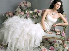 Love this ruffles on this.. BEAUTIFUL