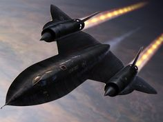 Lockheed SR-71 Blackbird | Cristina Evani | Flickr
