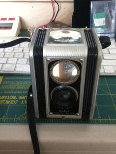 Eastman Kodak Dualflex camera.