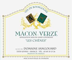 2011 Domaine Sangouard: Macon-Verze Les Chenes Chardonnay 750 mL Wine >>> Continue to the product at the image link.