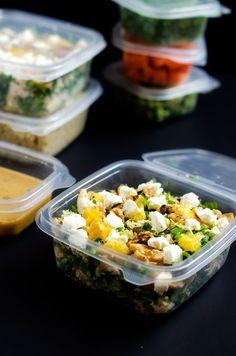 Arugula Quinoa Salad with Roasted Garlic Dressing & #DixieQuicktakes - Cooking Quinoa