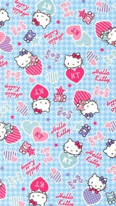 24 Ideas For Wallpaper Whatsapp Pattern Hello Kitty New Wallpaper Iphone, Trendy Wallpaper, Cute Wallpapers, Hello Kitty Art, Hello Kitty Pictures, Hello Kitty Backgrounds, Hello Kitty Wallpaper, Deco, Hello Kitty Collection