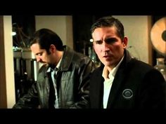 Person Of Interest - Finch being high